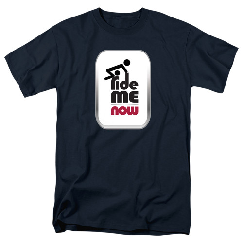 Image for Jay & Silent Bob Reboot T-Shirt - Ride Me Now