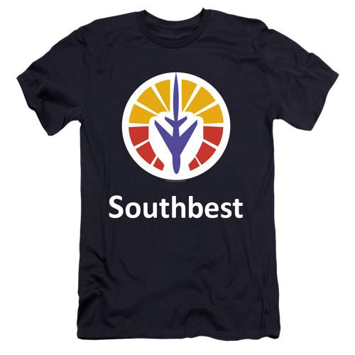 Image for Jay & Silent Bob Reboot Premium Canvas Premium Shirt - South Best