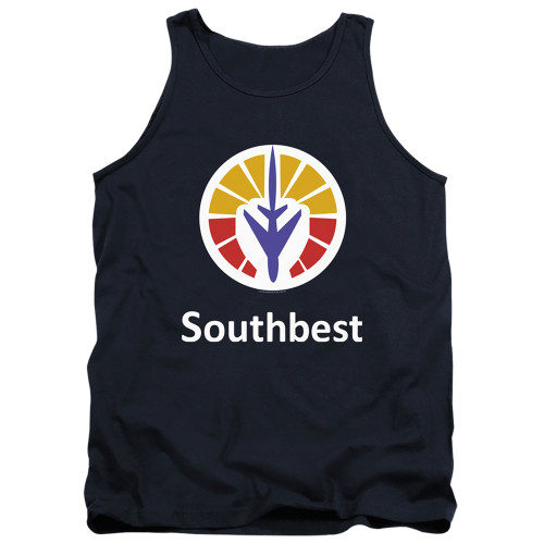 Image for Jay & Silent Bob Reboot Tank Top - South Best