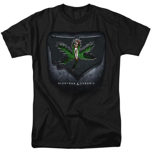 Image for Jay & Silent Bob Reboot T-Shirt - Batman V Chronic
