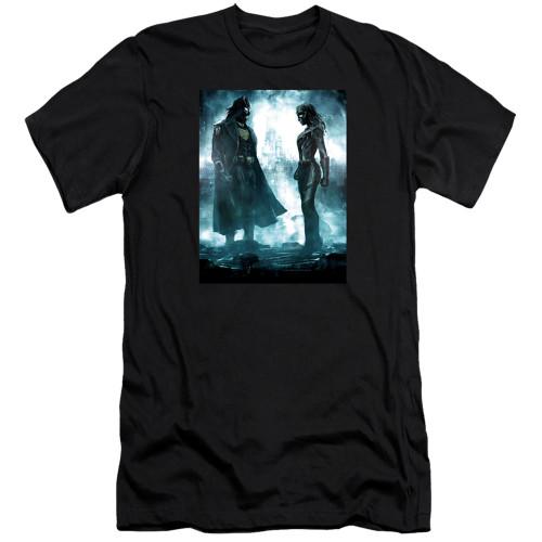 Image for Jay & Silent Bob Reboot Premium Canvas Premium Shirt - Movie Poster