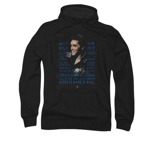 Image for Elvis Hoodie - Icon