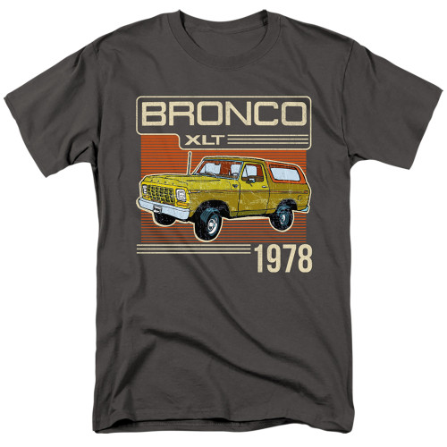 Image for Ford T-Shirt - Bronco 1978