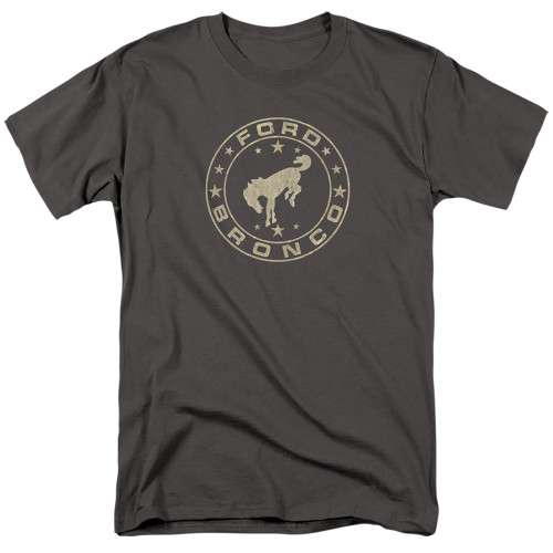 Image for Ford T-Shirt - Vintage Star Bronco