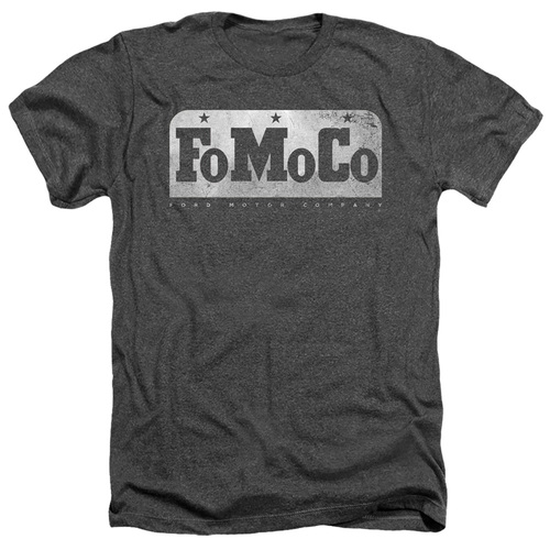 Image for Ford Heather T-Shirt - FoMoCo