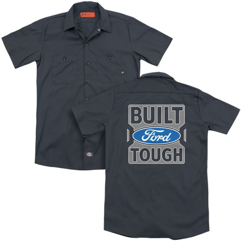 Image for Ford Dickies Work Shirt - Built Ford Tough