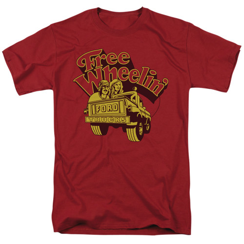Image for Ford T-Shirt - Free Wheelin