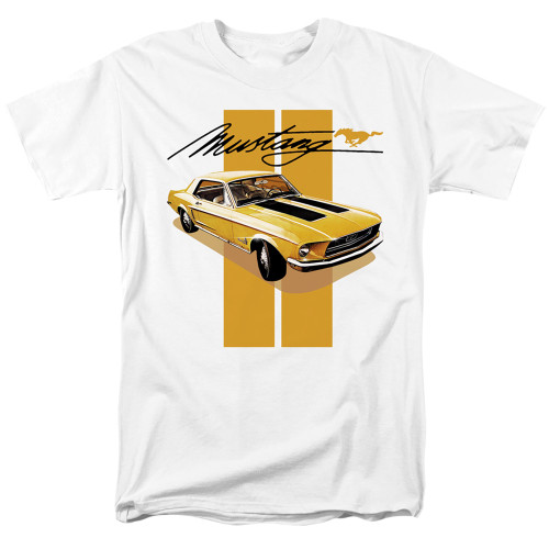 Image for Ford T-Shirt - Stang Stripes