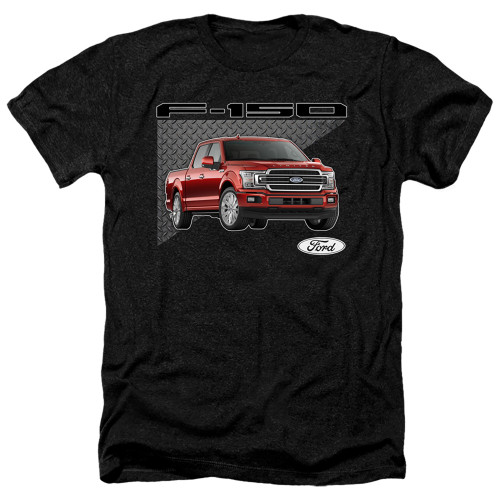 Image for Ford Heather T-Shirt - F150 Truck