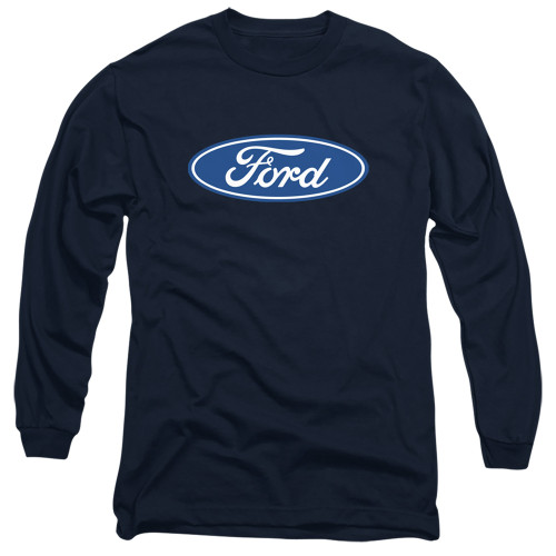 Image for Ford Long Sleeve Shirt - Dimensional Logo