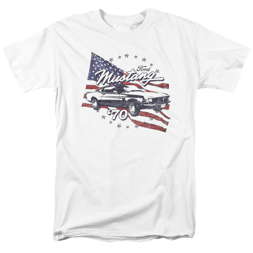 Image for Ford T-Shirt - 70 Mustange
