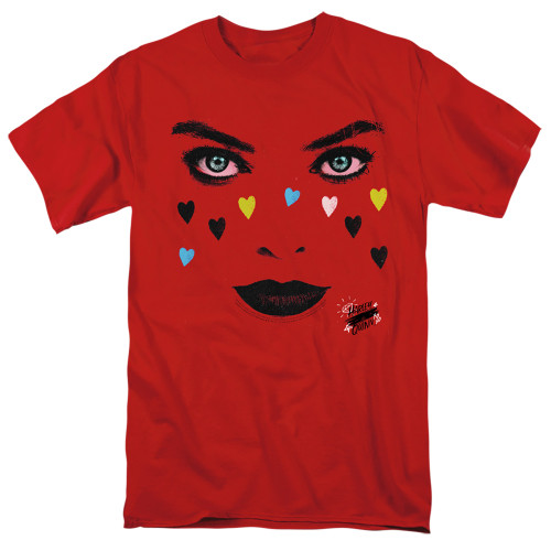Image for Birds of Prey T-Shirt - Red Harley