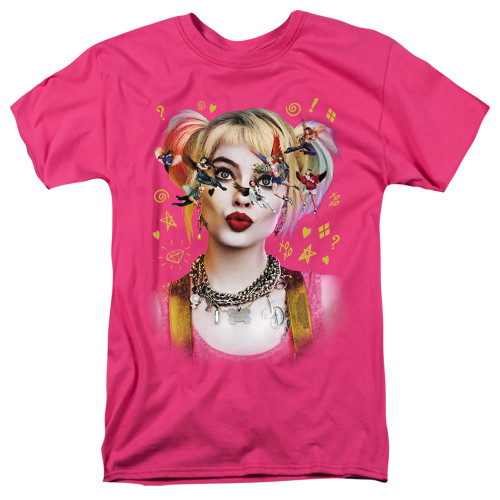 Image for Birds of Prey T-Shirt - Seeing Birds