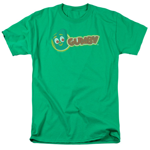 Image for Gumby T-Shirt - Logo