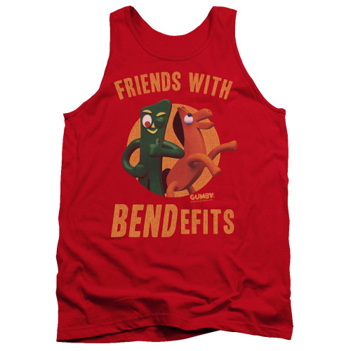 Image for Gumby Tank Top - Bendefits