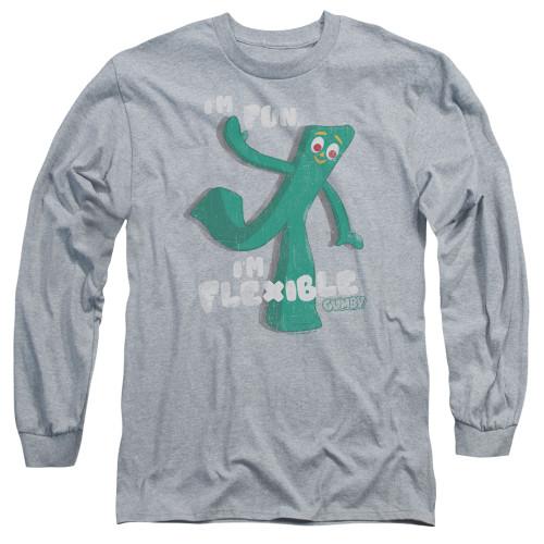 5//6 Gumby FLEX Licensed T-Shirt KIDS Sizes 4 7