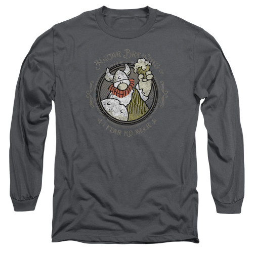 Image for Hagar The Horrible Long Sleeve Shirt - Hagar Brewing