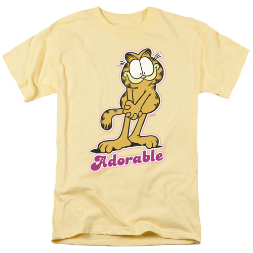 Image for Garfield T-Shirt - Adorable