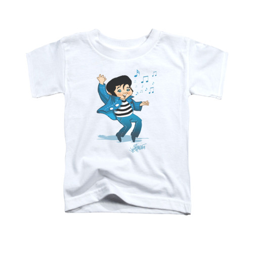 Image for Elvis Toddler T-Shirt - Lil Jailbird