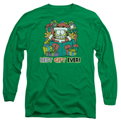Image for Garfield Long Sleeve Shirt - Best Gift Ever