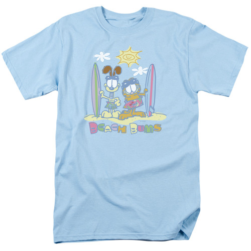 Image for Garfield T-Shirt - Beach Bums