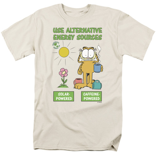 Image for Garfield T-Shirt - Alternative Energy