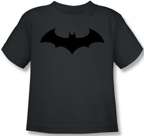 Image for Batman Hush Logo Toddler T-Shirt