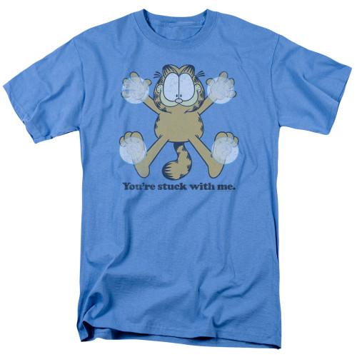 Image for Garfield T-Shirt - Stuck