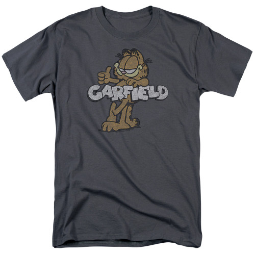Image for Garfield T-Shirt - Retro Garf