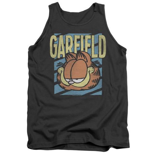 Image for Garfield Tank Top - Rad Garfield