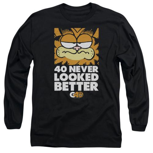 Image for Garfield Long Sleeve Shirt - 40 Looks