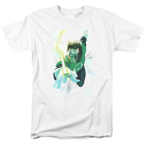 Image for Green Lantern T-Shirt - Clouds