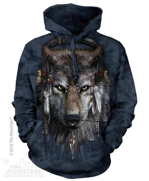 Image for The Mountain Hoodie - DJ Fen