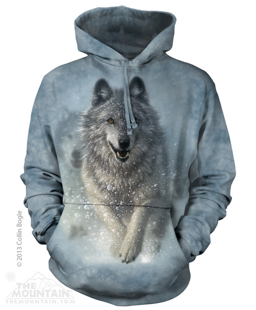 Image for The Mountain Hoodie - Snow Plow