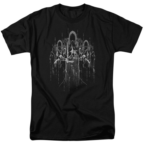 Image for Lord of the Rings T-Shirt - The Nine