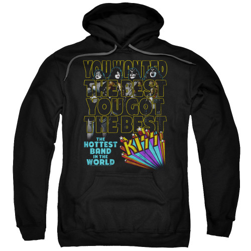 Image for Kiss Hoodie - The Best