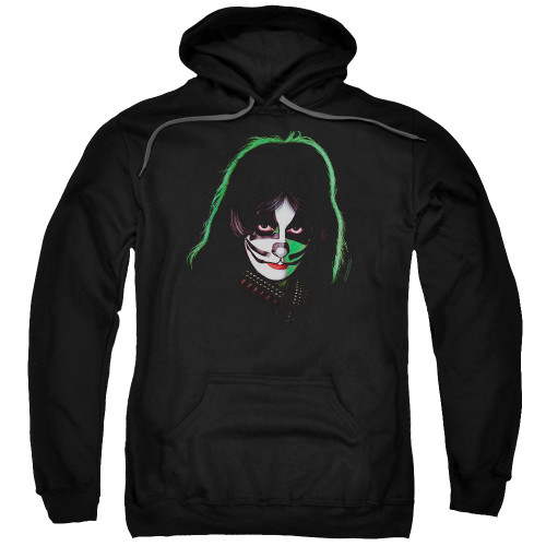 Image for Kiss Hoodie - Peter Criss Cover