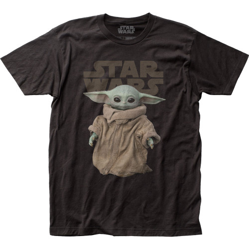Image for Star Wars T-Shirt - The Mandalorian The Child