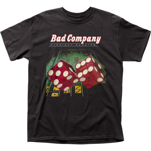 Image for Bad Company Straight Shooter T-Shirt
