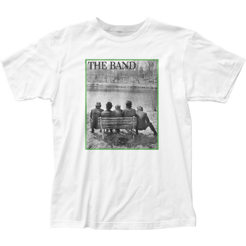 Image for The Band Bench T-Shirt