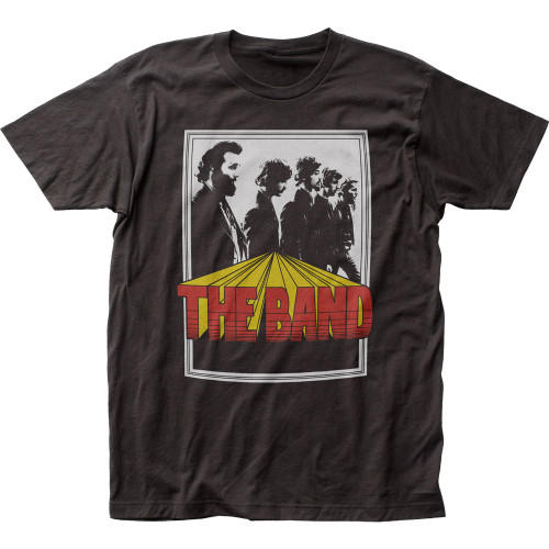 Image for The Band Poster T-Shirt