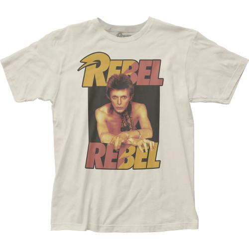 Image for David Bowie Rebel Rebel T-Shirt