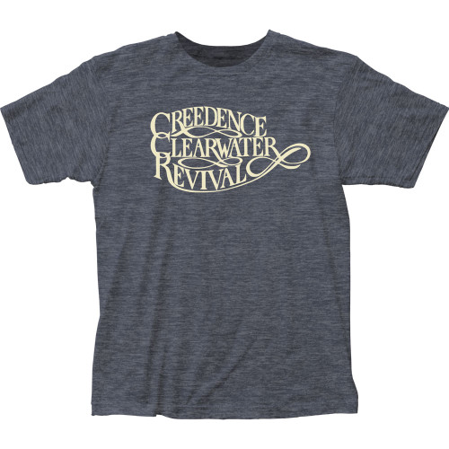 Image for Creedence Clearwater Revival logo T-Shirt