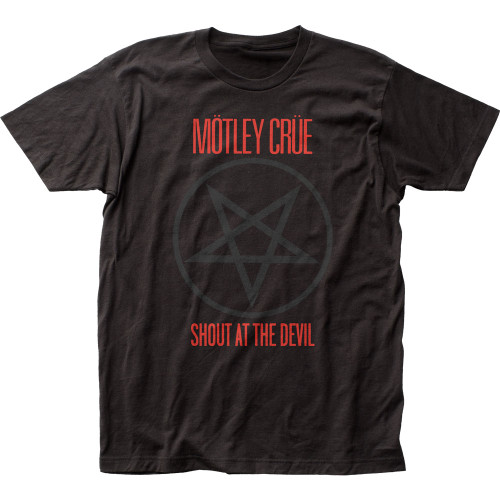 Image for Motley Crue Shout at the Devil T-Shirt