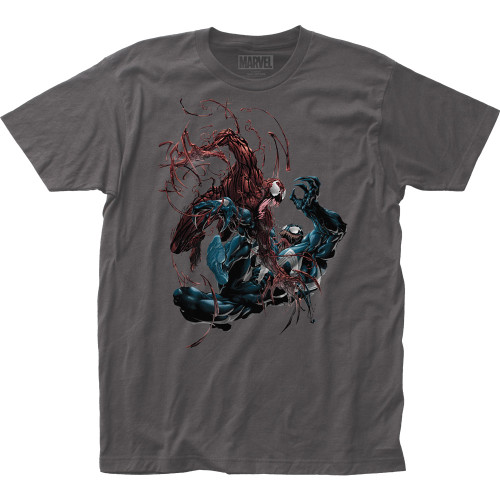 Image for Venom T-Shirt - Carnage vs Venom