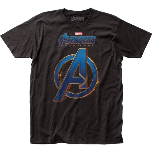 Image for The Avengers Endgame T-Shirt - Logo
