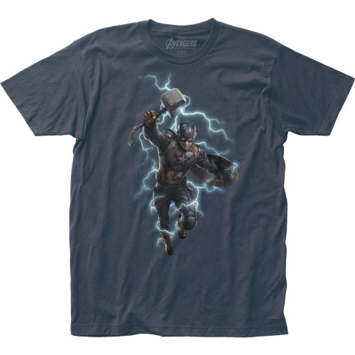Image for The Avengers Endgame T-Shirt - Worthy