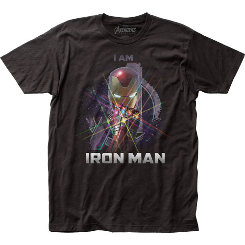 Image for The Avengers Endgame T-Shirt - I am Iron Man