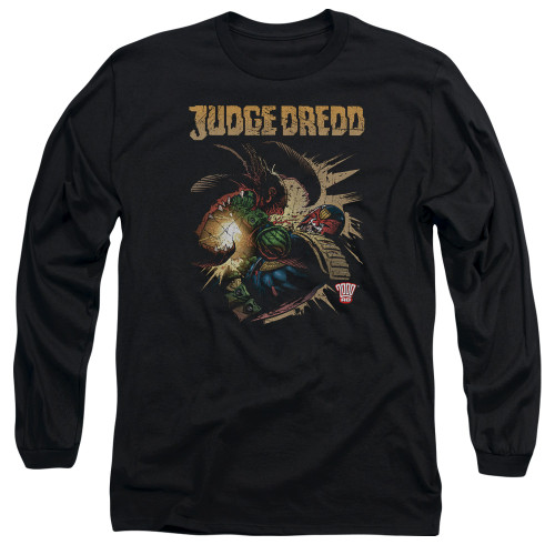 Image for Judge Dredd Blast Away T-Shirt