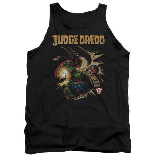 Image for Judge Dredd Tank Top - Blast Away